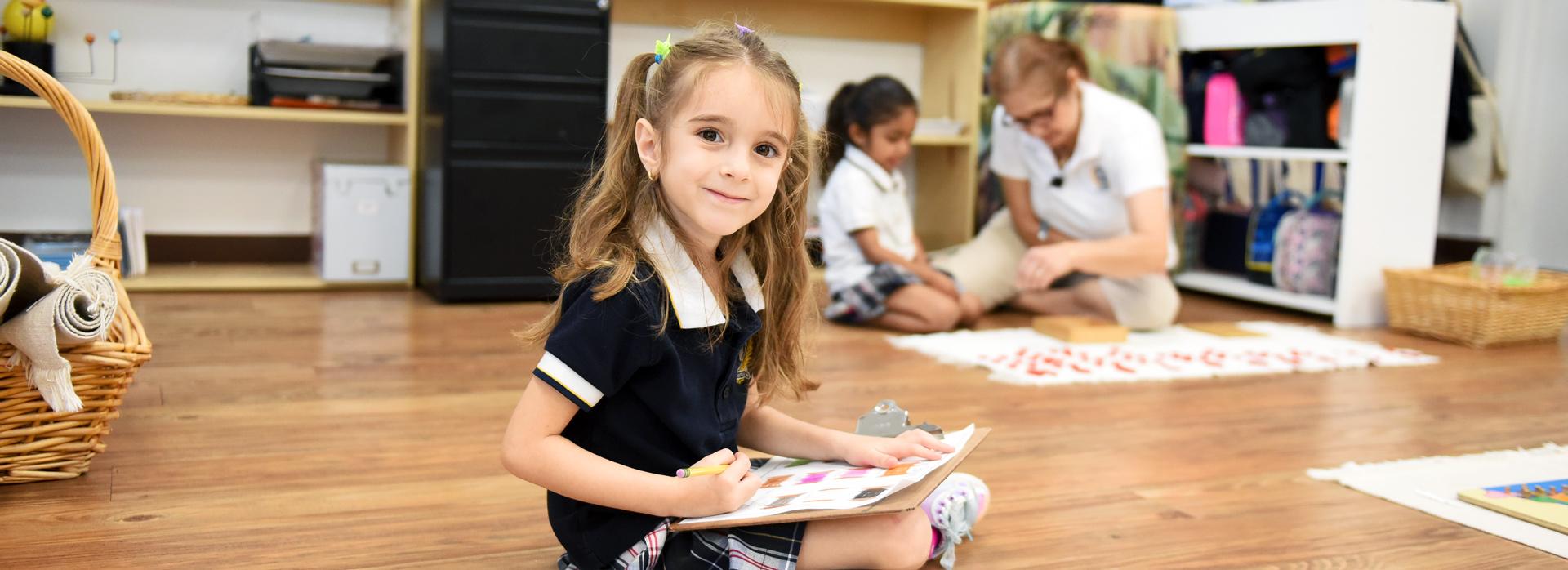 Montessori Academy | Broward Private School.
